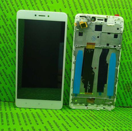 Оригінал Модуль ( дисплей + сенсор ) Xiaomi Redmi Note 4X ( З рамкою )