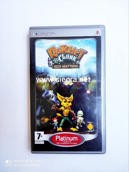 Ratchet & clank size matters PSP Suwałki - image 1