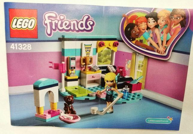 Lego Friends 41328 Sypialnia Stephanie (>6 lat)