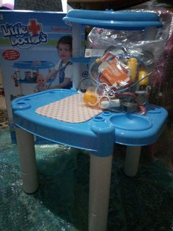 Набор Доктор для лечения кукол, игрушек и подружек )