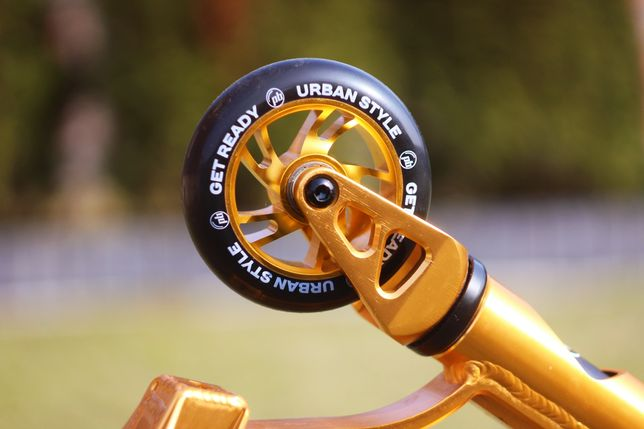 Nowa hulajnoga Pb Stunt Urban Gold