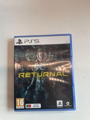 Returnal playstation 5