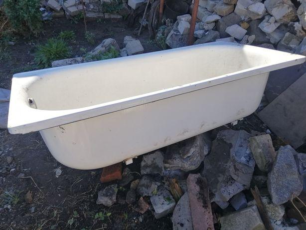 Ванна металическая б/у