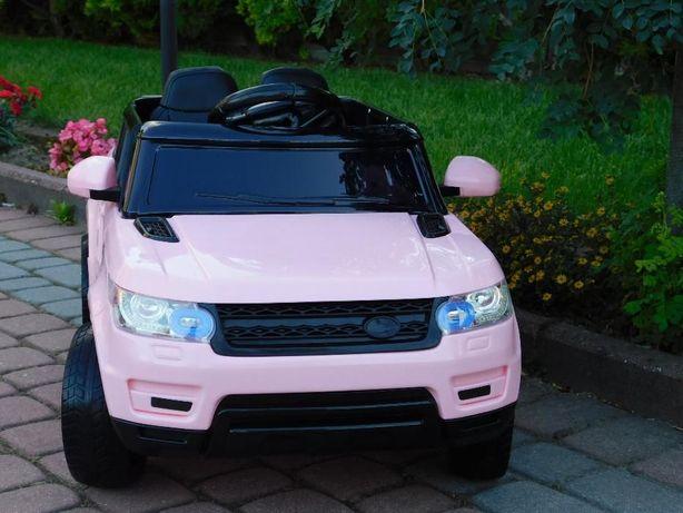 JAREX Pojazd dla dzieci Samochód na akumulator 12V- Miękkie KOŁA