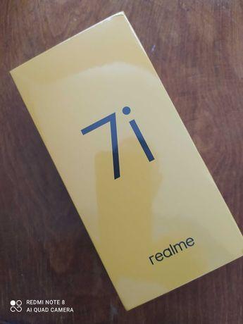 Realmi 7i 4/64.Новый,заводская упаковка.