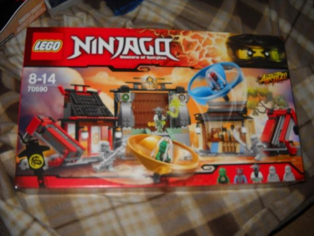 Lego Ninjago Plac Bitewny Airjitzu - Nowy - Oryginalny