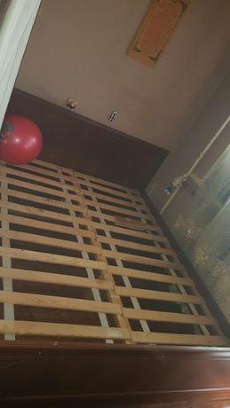 Кровать двухместная бу