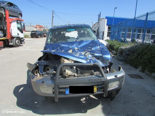 Peças Toyota Land Cruiser 3.0TD do ano 2000 (1KZ-TE)