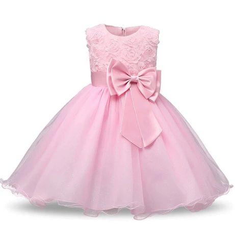 Sukienka na chrzest lub wesele