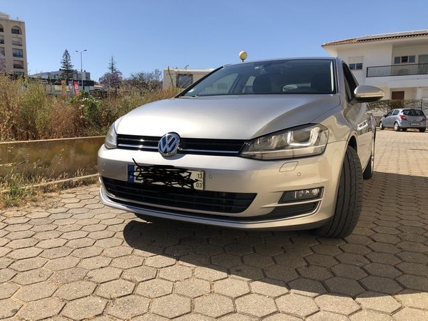 VW Golf 7 2.0, 150 cv Highline