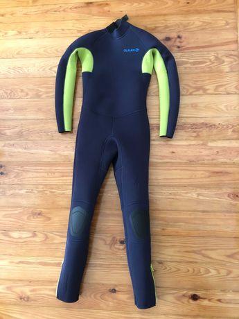 Fato de surf criança - Surfing suit - Olaian - Décathlon