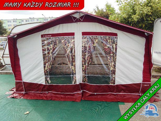 Przedsionek do przyczepy campingowej 725-750 rozmiar 4