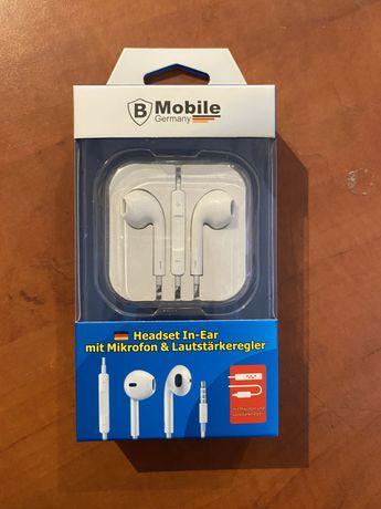 Słuchawki typu EarPods (iPhone)