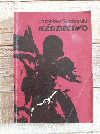 Jeździectwo. Jarosław Suchorski