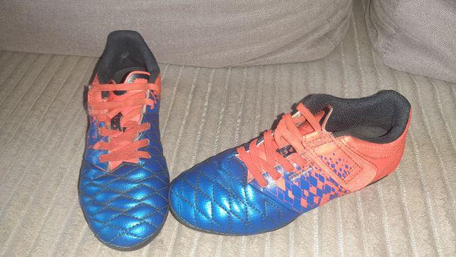Buty piłkarskie dziecięce - korki rozmiar 32