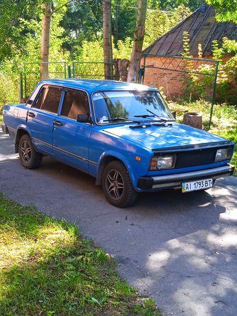 Легковий автомобіль ВАЗ 2105