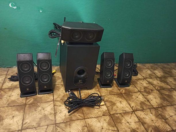 Głośniki Logitech x540