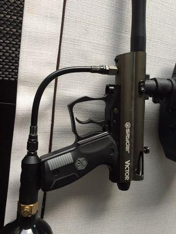Zestaw x2 Marker Spyder Victor kompletne 2 zestawy