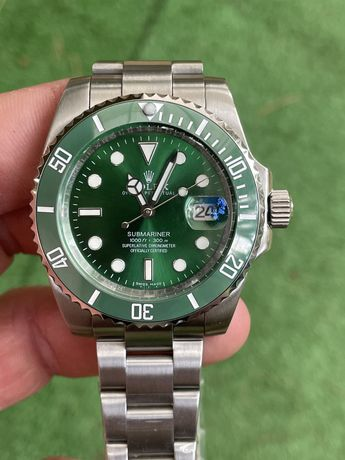 Rolex Submariner Hulk Green