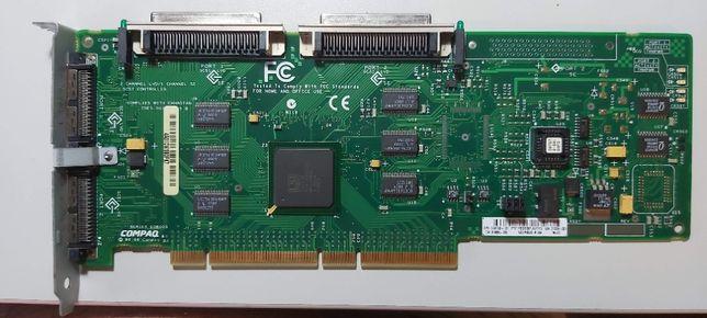 Compaq/HP Controladora Scsi 64 Bits