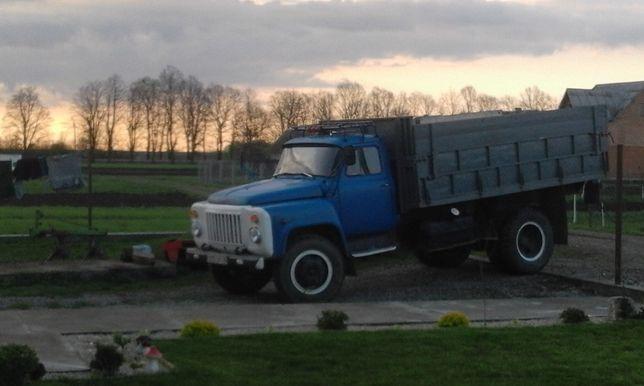 ГАЗ 53 дизель в ідеальному стані літом зібраний з рами