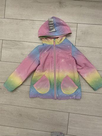 Ветровка для девочки ,куртка Next . 6 лет