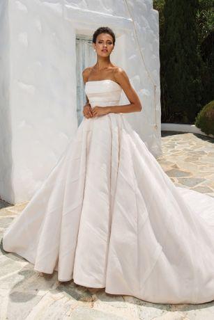 Suknia Ślubna Justin Alexander 8880 salon WHITE