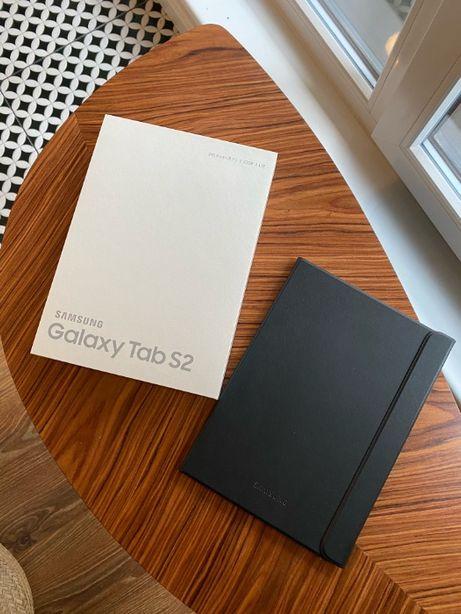 Tablet SAMSUNG Galaxy Tab S2 9.7 32GB Biały w bardzo dobrym stanie