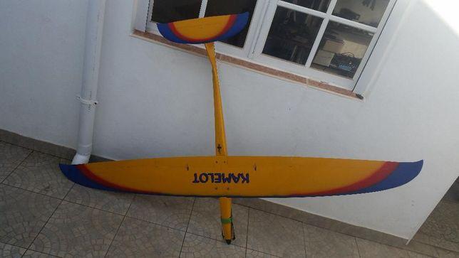 Aeromodelismo, vários AVIÕES NOVOS E USADOS