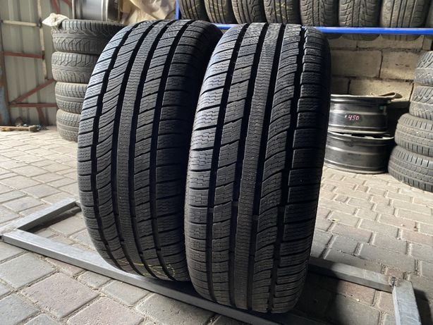 зима 225\55\R17 7,7мм 2019г Ovation 2шт шины шини