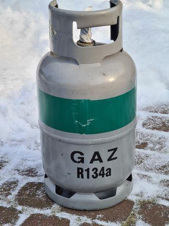 Freon gaz chłodniczy r134a, r32, r407c i f, r404a, r410a, r507, r422,