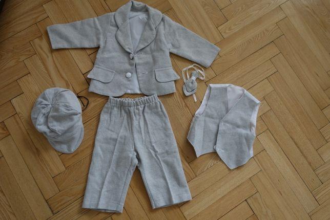 Sprzedam garnitur chłopięcy rozmiar 74
