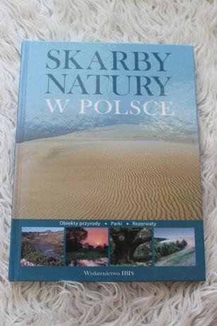 Album Skarby Natury w Polsce wydawnictwo IBIS