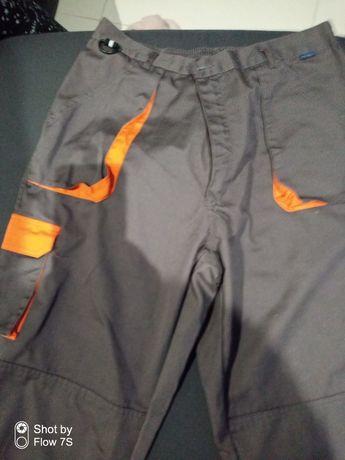 Spodnie robocze nowe