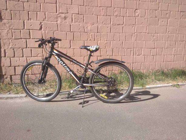 Велосипед Оптима blackwood 24