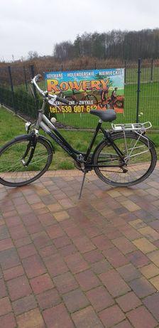 Rower CUMBERLAND GTX, damka, Holenderski.