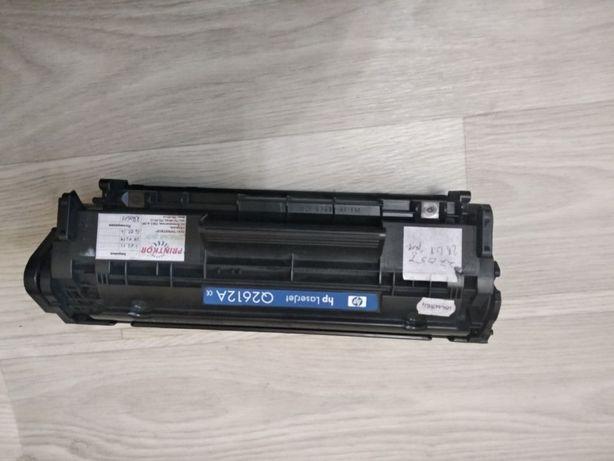 Картридж принтера НР53А, НР36А, НР11А, НР12А, HP35A