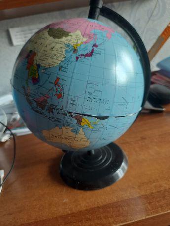 Продам глобус для школы
