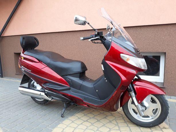Suzuki Burgman 400 - 1999 rok