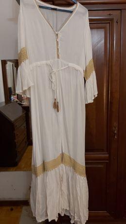 Vestido maravilhoso Boho