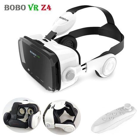 Очки виртуальной реальности BOBOVR Z4 с наушниками + пульт VR BOX