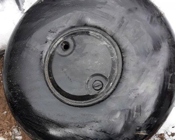 Zbiornik na gaz , butla gazowa na propan