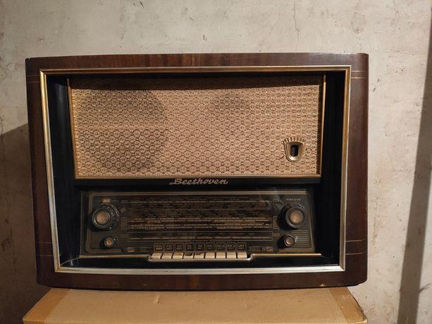 Radio lampowe Beethoven.