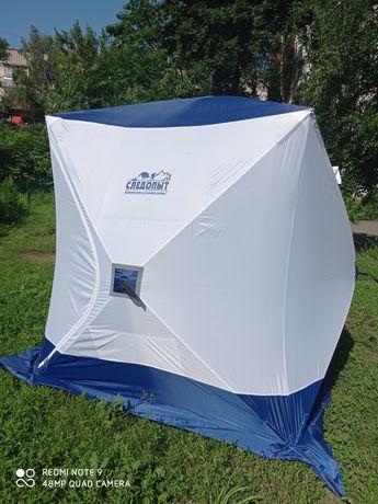 Продам новую зимнюю палатку