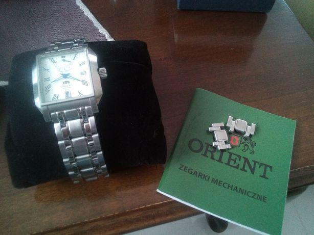 Zegarek Orient automat Pover Reserve okazyjnie