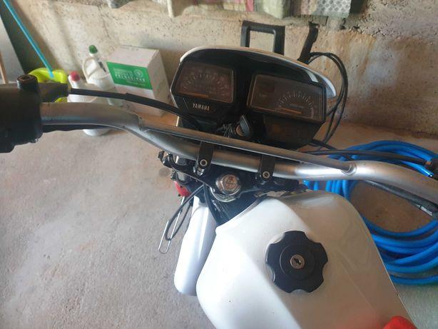 Yamaha dt 50 toda restaurada