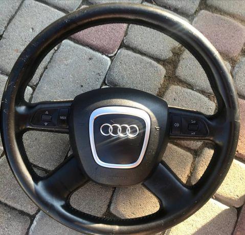 Audi a6 c6 руль фара радиатор фонарь