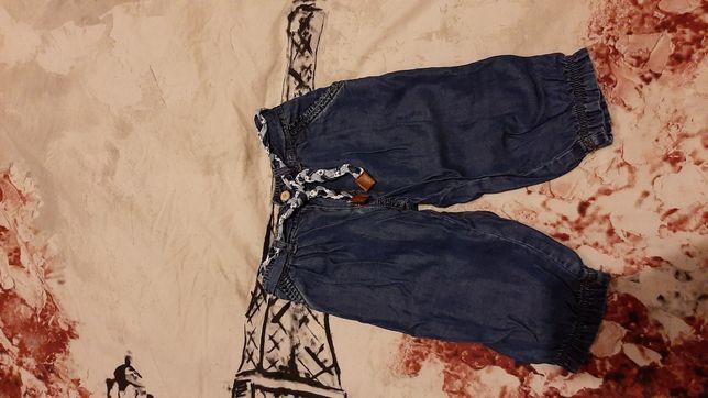 Spodnie spodenki alladynki mayoral 98