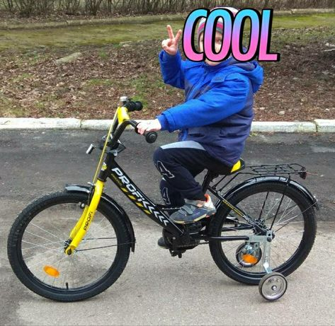 Велосипед 16, стан хороший