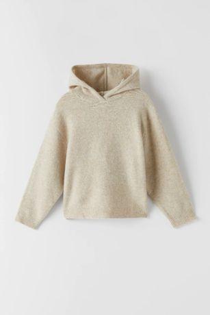 ZARA 2020 dres bluza spodnie sweter komplet 140